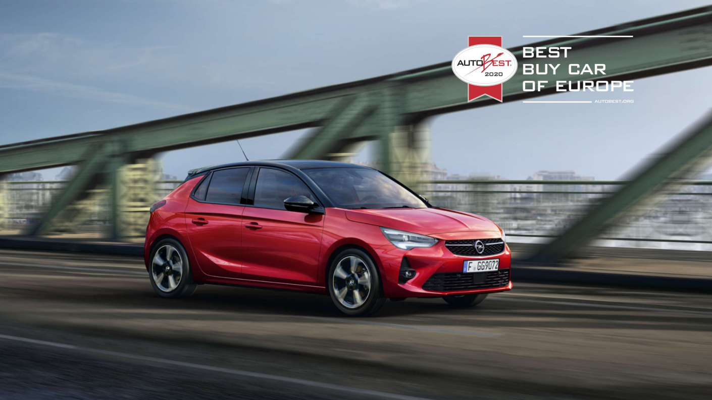 Нова «зірка міста» вже вУкраїні: зустрічайте шосте покоління легендарної Opel Corsa