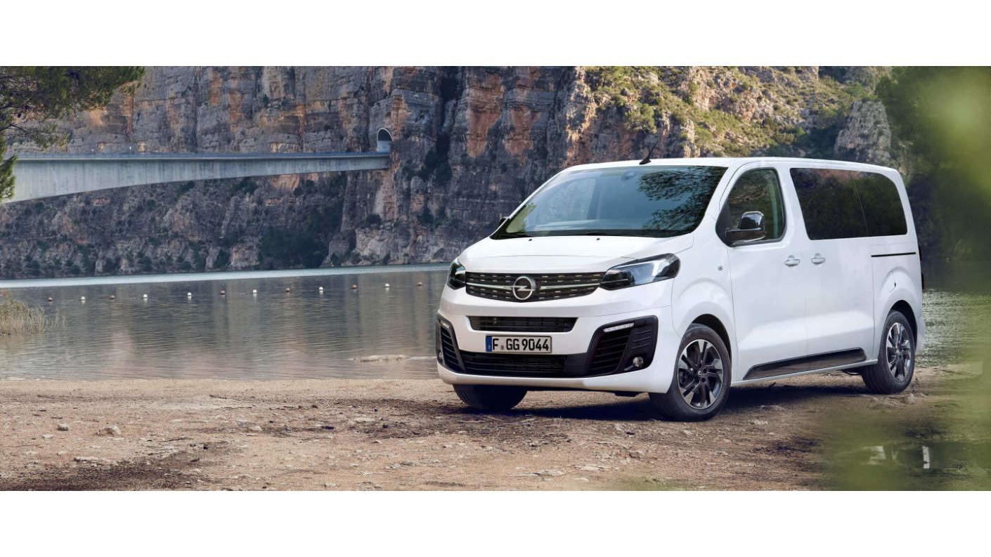 Зустрічайте легендарний Opel Zafira Life — відкрито прийом замовлень у дилерів