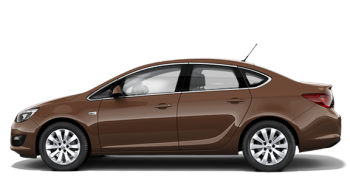 Opel Astra Sedan 1,4 л МКПП-6 Enjoy 2019