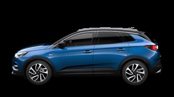 Opel Grandland X 1,5 л АКПП-8 Innovation 2021