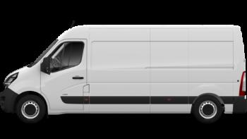 Opel Movano 2,3 л (150 к. с.) МКПП-6 F3500 L3H2 2020
