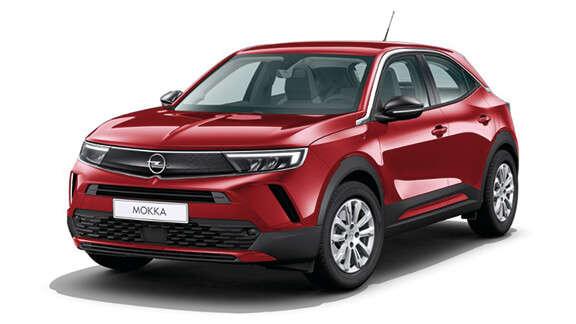Opel Mokka, зовнішній вигляд, комплектація Edition