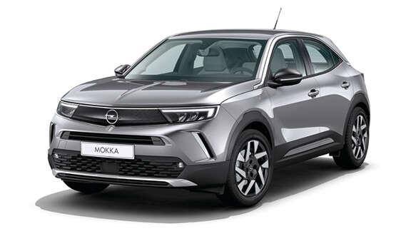 Opel Mokka, зовнішній вигляд, комплектація Elegance