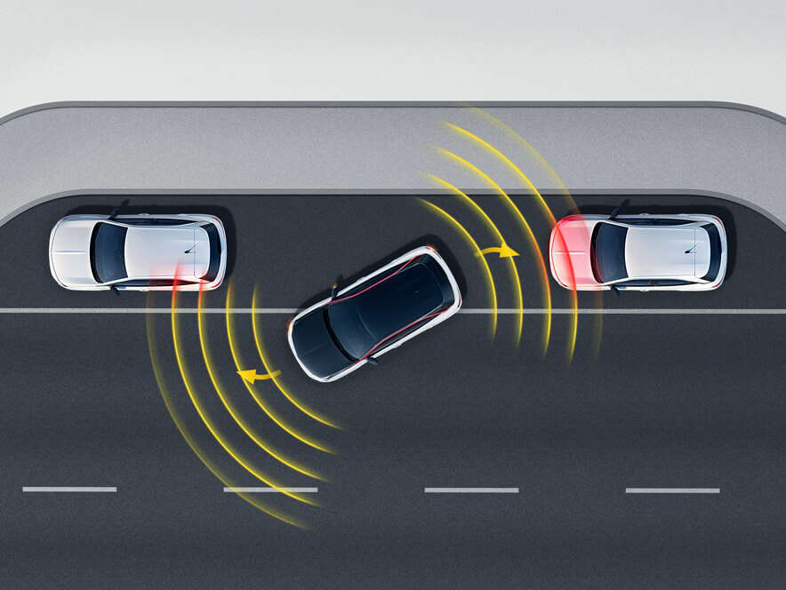 Opel, Mokka, асистент паркування