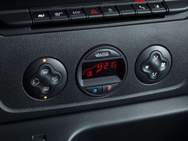 Opel, Movano, комфорт, кондиціонер