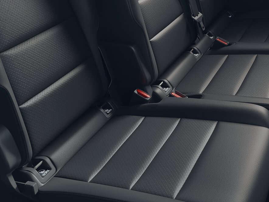 Opel, Zafira Life, інтер'єр, салон, Isofix